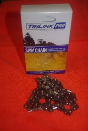 "TRILINK 2 x Chainsaw chains for HUSQVARNA 135 235 236 14/"" saws Brand new !"