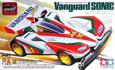 Tamiya 1//32 Scale Tamiya JR Vanguard Sonic Model Construction Kit 19407
