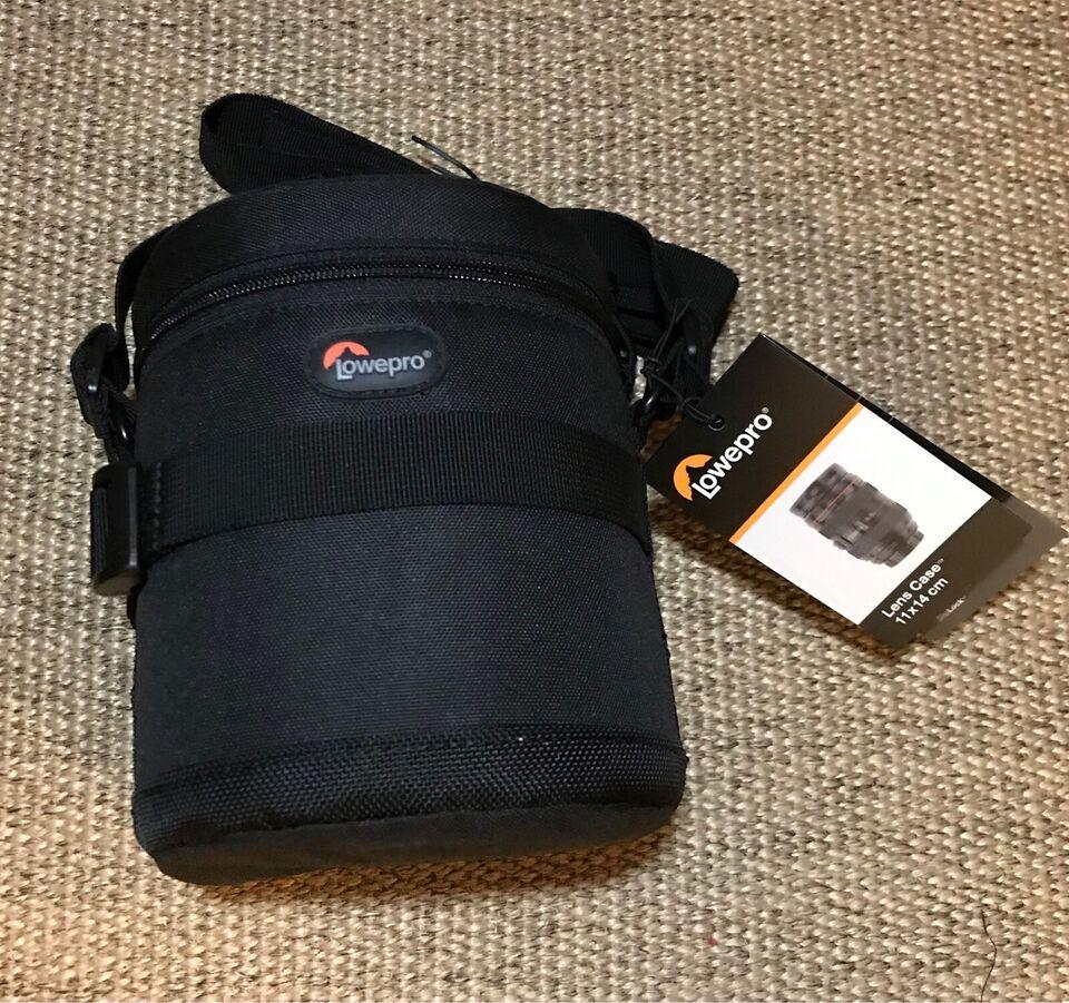 Objektivtaske, LowePro, Lens Case 11x14 cm
