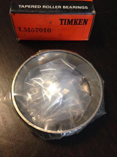 LM67010 ** Timken Tapered Roller Bearing
