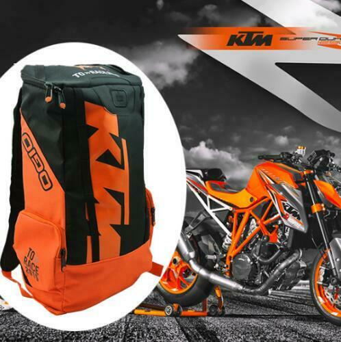 Outdoor  Reiten KTM Rucksack Motorrad Tasche Motorrad Rucksack Offroad Schulter