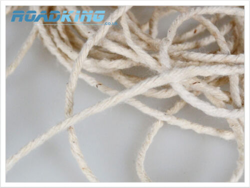 12 metre Natural White Rustic Christmas Xmas Present String Card Craft SHABBY