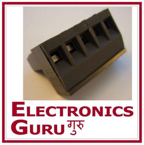 ZAPCO 5 pin mini Power Plug for SP4-SL SP4 SL