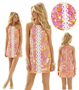198 Lilly Pulitzer Annabelle Sunshine Yellow Sea And Be