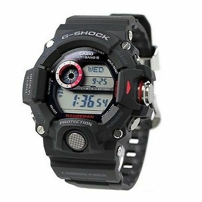 CASIO G-SHOCK RANGEMAN MENS WATCH GW-9400-1 FREE EXPRESS GW-9400-1DR MULTIBAND 6