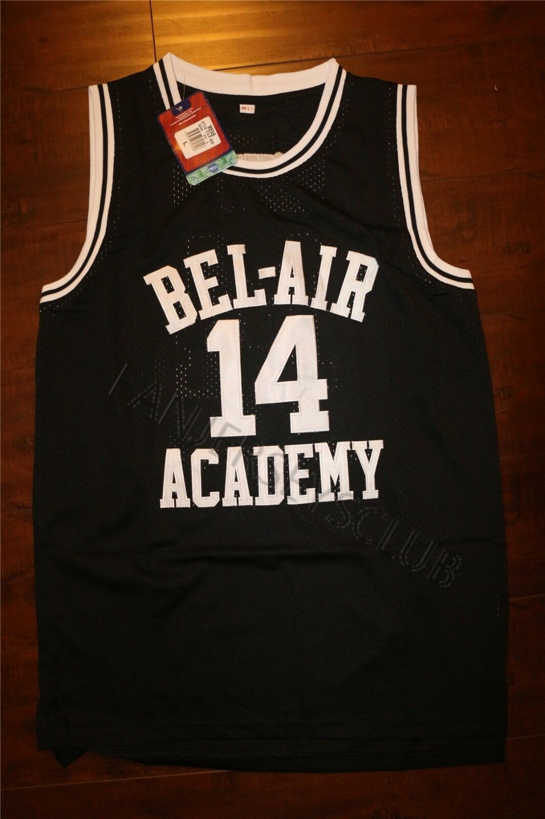 Buy The Fresh Prince of Bel Air Jersey  14 Will Smith Basketball ... 00bc67e7f