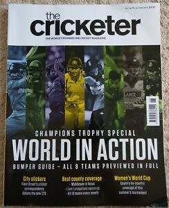 THE-CRICKETER-JUNE-2017-VOLUME-14-ISSUE-9