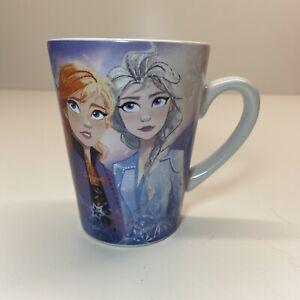 Disney Frozen II Tapered Mug Destiny Awaits Galerie Anna Elsa 12 Oz