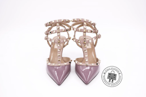 Valentino-LW2S0375VNW-Rockstud-Ankle-Strap-65MM-2-5-034-Violet-770-Patent-37-5