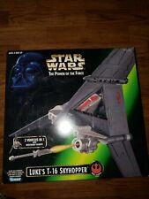Luke/'s T-16 T16 SKYHOPPER 1997 STAR WARS POTF REPLACEMENT STICKERS