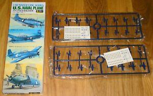 Fujimi Water Line Series U.S.NAVAL PLANE 1:700
