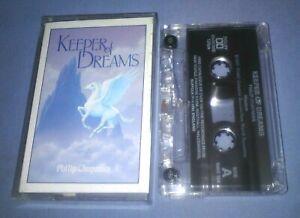 PHILIP-CHAPMAN-KEEPER-OF-DREAMS-cassette-tape-album-T6016