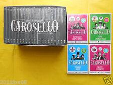 dvd carosello un mito intramontabile rare box 20 dvd + 4 dvd carousel karussell