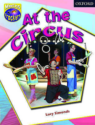 AT THE CIRCUS: MATHS TRACKERS. , Simonds, Lucy. , Used; Very Good Book