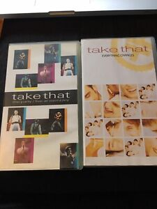 2-x-Take-That-VHS-Tapes-Everything-Changes-Take-That-the-Party