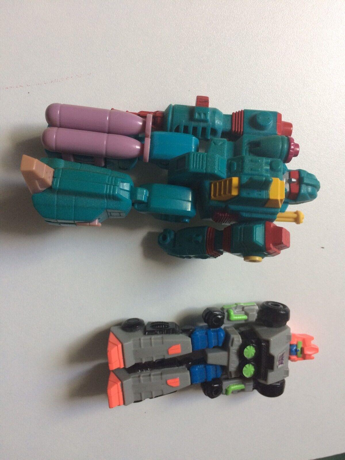 European Exclusive Action Master Elite Transformers G1
