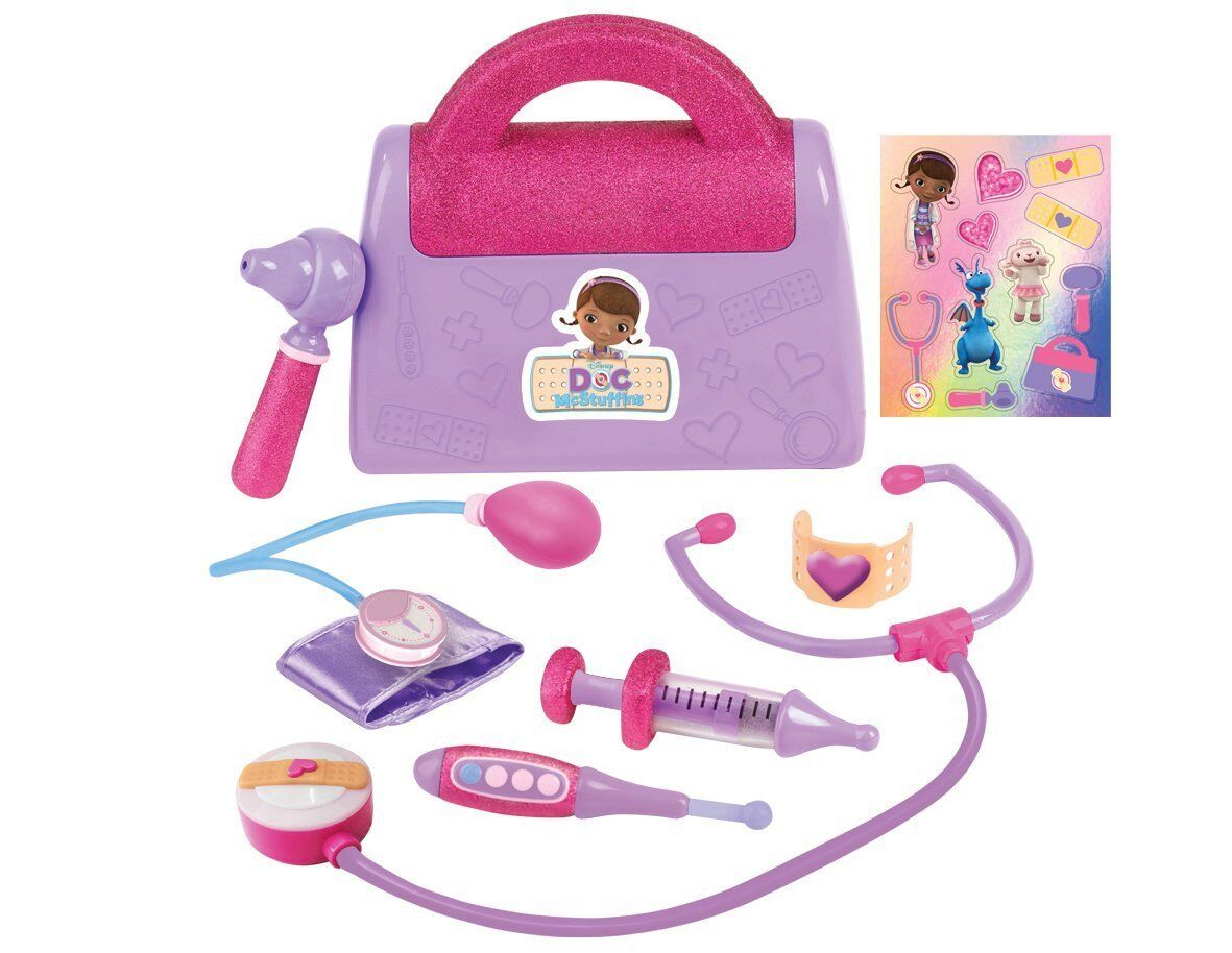Doc McStuffins Doctors Bag Playset New Perfect For For For Christmas 7332779834061 a929d9