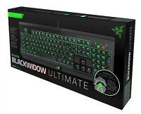 Razer Blackwidow Ultimate Keyboard - Mechanical Gaming - 2014 Edition