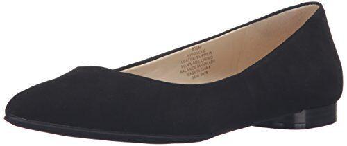 Nine West 25019370 Damenschuhe Choose Onlee Suede Ballet Flat- Choose Damenschuhe SZ/Farbe. df4e38