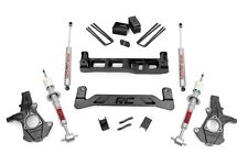 """Chevy GMC 1500 Pickup 5"""" Suspension Lift Kit w/ LIFTED STRUTS 2007-2013 2WD"""