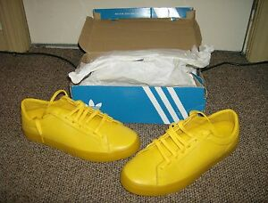11 2 Stan Smith giallo Nuovo Adidas Originals 1 Men's ncUnfBW