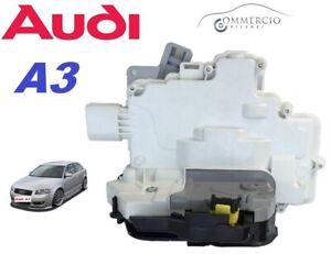 Serratura-Audi-A3-8P-Chiusura-Elettrica-Centralizzata-Posteriore-Sinistra-2003-gt