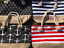 Anker Strandtasche Shopping BagBlau Rot oder Schwarz