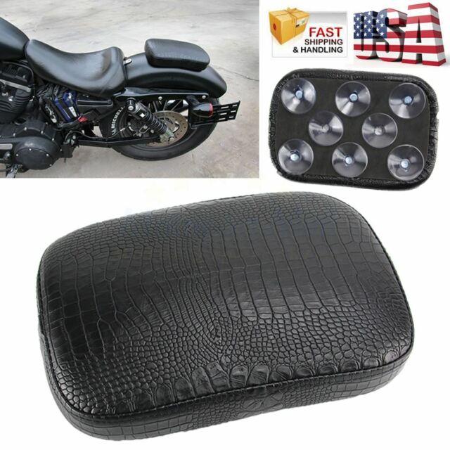 Universal Motorcycle Alligator Rear Fender Pillion