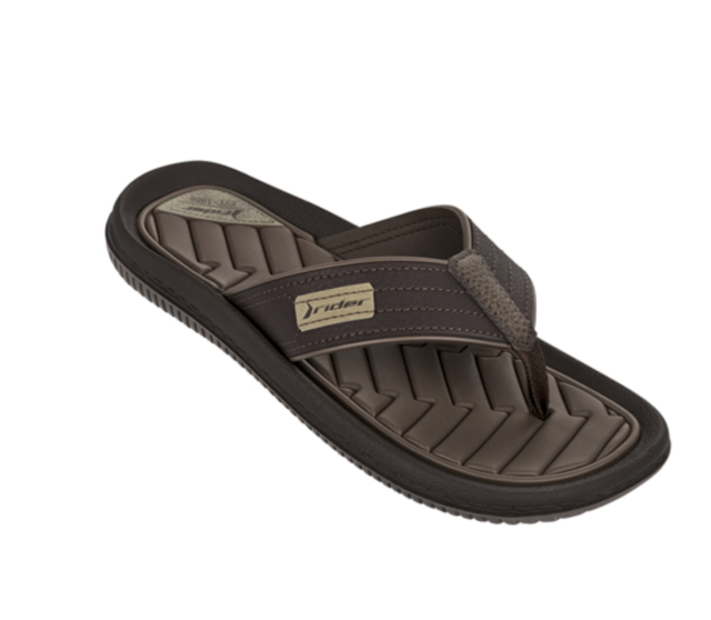 a1fddcded193 Men s Rider Dunas XIII Thong Sandal 8 M Brown brown