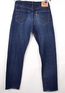Levi's Strauss & Co Herren 751 Slim Jeans Stretch Größe W36 L34 BCZ658