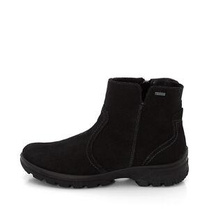 Details zu Ara Damen Stiefelette Stiefel Boots Schuhe schwarz Saas Fee Gore Tex 49348 SALE