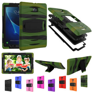 Screen-Protector-Shockproof-Hard-Case-For-Samsung-Galaxy-Tab-E-9-6-T560-T560NU