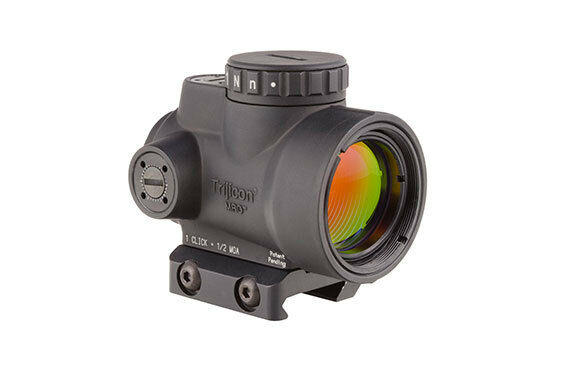 Trijicon MRO Scope Adjustable LED 2 MOA Red Dot with Low Mount