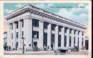 Arkansas City, Kansas - Home National Bank