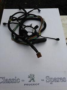 peugeot 205 1 6 1 9 gti phase 1 engine wiring loom coil on inner rh ebay co uk peugeot 205 wiring diagram download peugeot 205 wiring diagram download