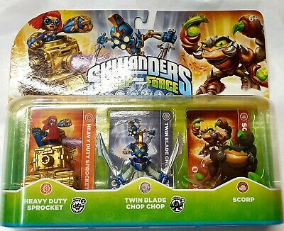Activision Skylanders SWAP Force Scorp Action Figure Character Pack
