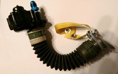 CRU oxygen metering valve for MBU-12/p HALO skydiving Pilot Oxygen
