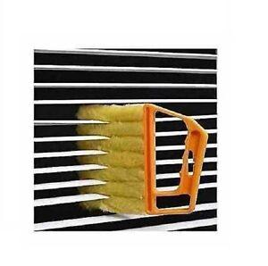 7 slat venetian blind cleaner brush duster blinds easy cleaning tool washable ebay. Black Bedroom Furniture Sets. Home Design Ideas