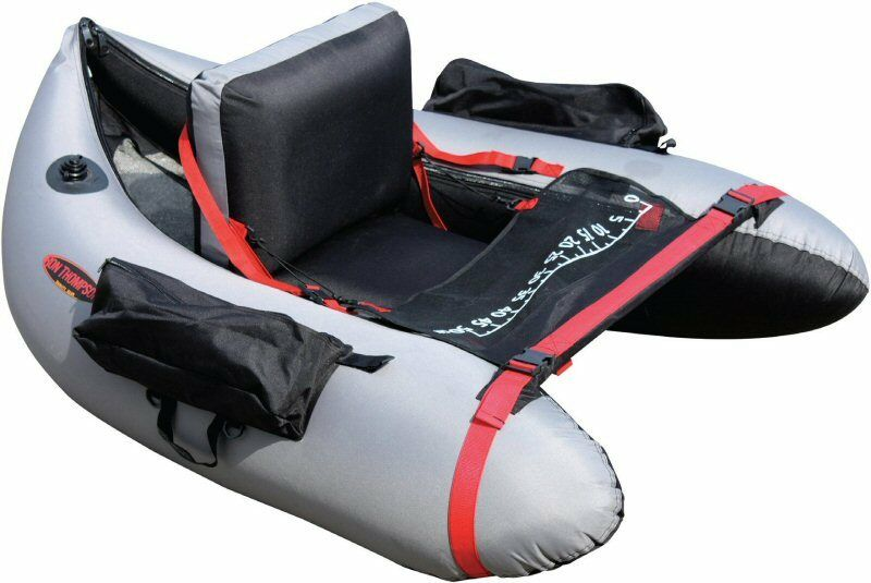 Ron Thompson NEW Max Inflatable Fly Fishing Inflatable Max Float Tube cfac17
