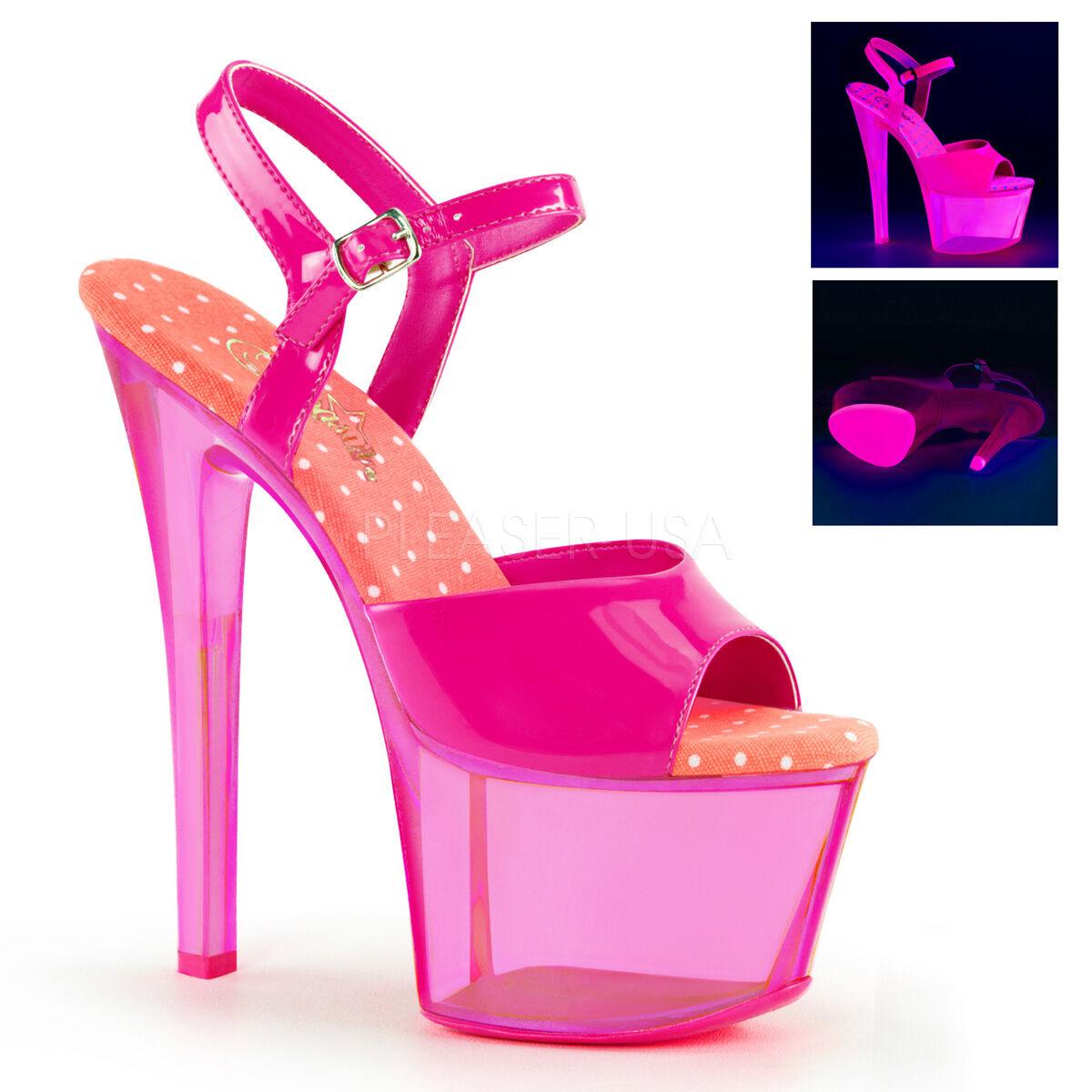 Pleaser Exotic Dancing Sky309UV Platform Sandals Sky309UV Dancing Sky309UVT 4f51d7