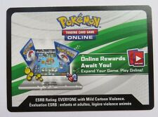 10 x SUN & MOON Base Set Online Booster Codes - Pokemon TCG