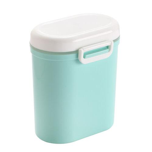Große Tragbare Babynahrung Milchpulverspender Milchpulver Box Behälter Grün