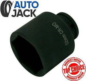 52mm-Impact-Socket-1-2-034-Drive-6-Point-for-Hub-Nuts-on-Land-Range-Rover
