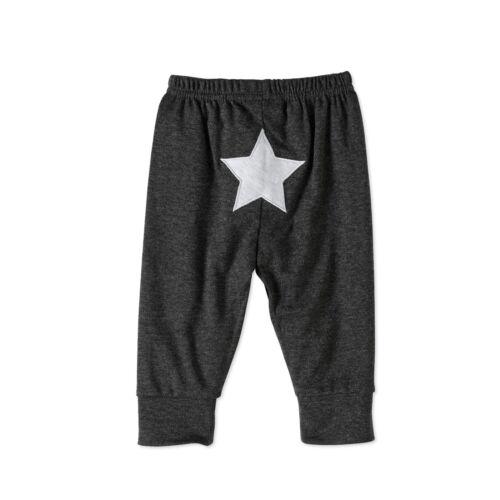 NWT Bon Bebe Baby Boy Silver Star Bodysuit Pants Bib Outfit Set