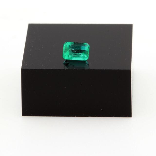 Emerald. 0.28 cts. Muzo, Colombia TMPL_SKU009751