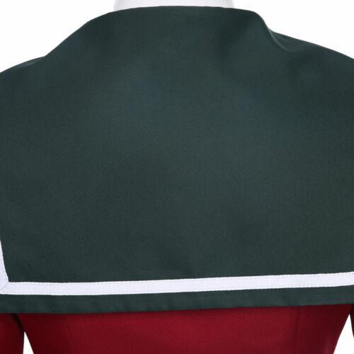 Danganronpa V3 Killing Harmony Harukawa Maki Cosplay Costume Skirt Outfit