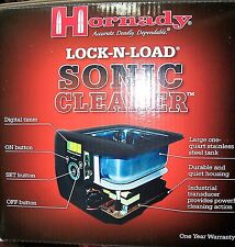HORNADY LOCK-N-LOAD SONIC CLEANER MODEL #0433500 110 VOLT