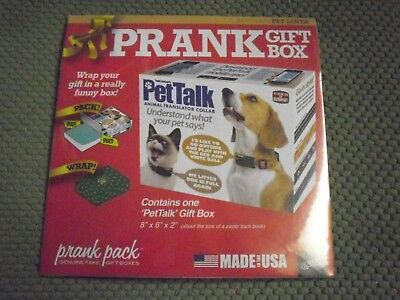 "New NapSack  Prank Fake Gag Gift Box For the Outdoors Lover  8/""X6/""X2/"""