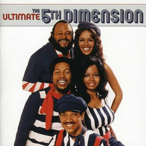 The 5th Dimension, F - Ultimate 5th Dimension [New CD]