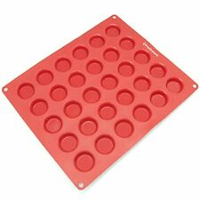 Baking Supplies Freshware 30-Cavity Silicone Macaron Pan New Fast Shipping Gift